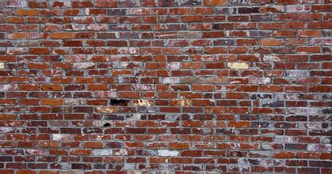 removing paint from brick exterior how to remove water stains from brick ehow uk