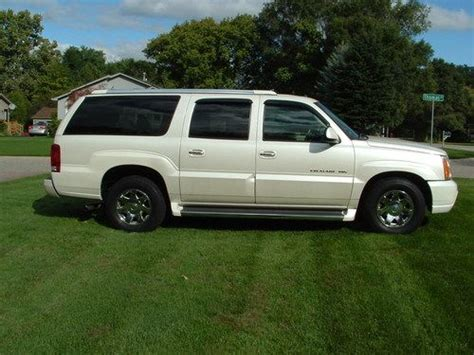 buy car manuals 2006 cadillac escalade transmission control find used 2006 cadillac escalade esv diamond white with tan leather interior in commerce