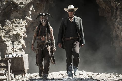 film indiani cowboy the lone ranger 2013 film johnny depp men armie hammer