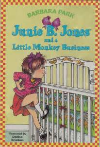 methods of a mostly managing mom why i like junie b jones