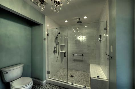 In Law Suite Addition In Fairfax Va Bathroom Shower Sizes