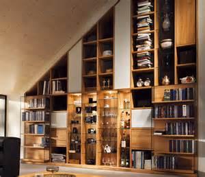 luxury bookshelves luxury contemporary bookcases cubus team7 wharfside
