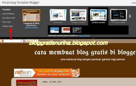 panduan membuat blog gratis untuk pemula panduan cara merubah warna latar header blog blogspot