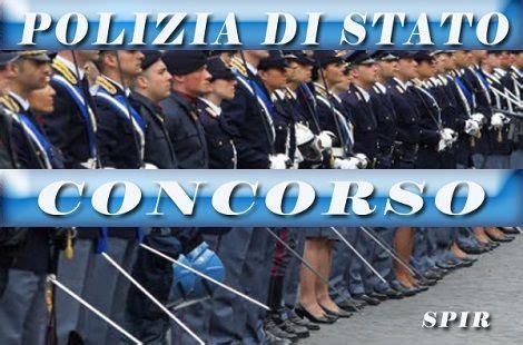 concorsi pubblici ministero interno concorso pubblico per la polizia di stato 2016 si assume
