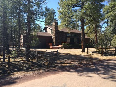 Cabins For Rent In Pinetop Az by Spacious 4 Bedroom Lakeside Az White Mountain Cabin