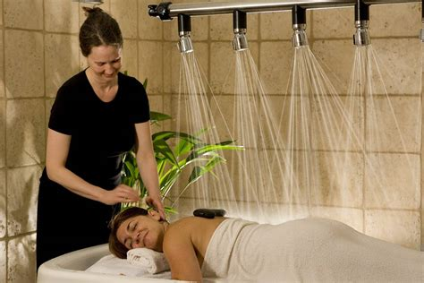 Spa Vichy Shower by 9 Luxurious Farm To Table Spa Experiences In New York