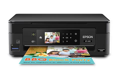 epson expression home xp  small   printer inkjet