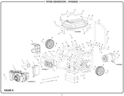 ryobi generator wiring diagram 28 images de walt