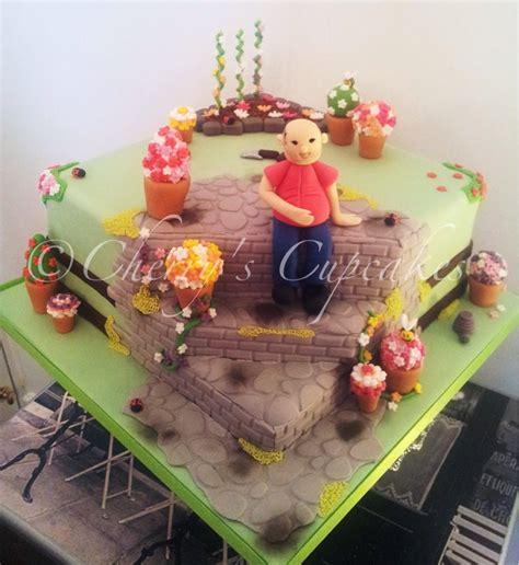 gardening cake ideas  pinterest english country gardens gardening  garden parties
