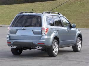 2010 Subaru Forester Specs 2010 Subaru Forester Price Photos Reviews Features