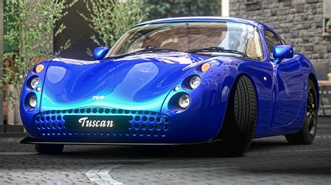 Tvr Tuscan Speed 6 Tvr Tuscan Speed 6 00 F05 By M2m Design On Deviantart