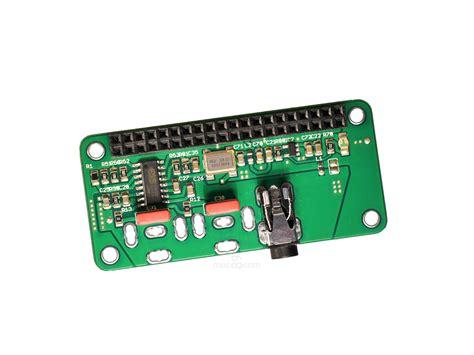 Es9023 Dac Chip i2s interface hifi dac sound card for raspberry pi zero