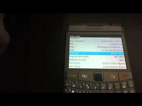 reset blackberry mep counter how to get your blackberry mep name youtube