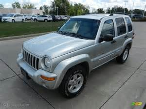 2003 Jeep Liberty Limited Bright Silver Metallic 2003 Jeep Liberty Limited 4x4
