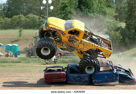 monster truck show ontario motor boar stock photos motor boar stock images alamy