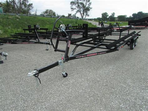 pontoon boat trailer prices pontoon flatbed dump utility and enclosed cargo