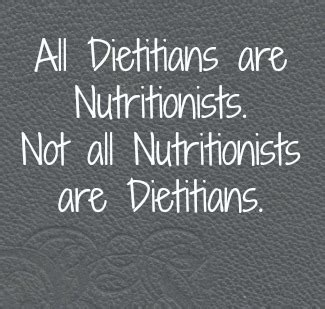 1429760540 dietetics for high schools what exactly is a dietitian bestfoodfacts org
