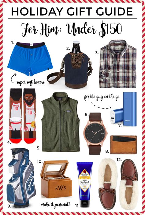 holiday gift guide for him under 150 medicine manicures