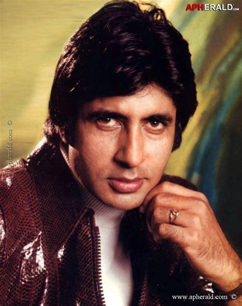Amitabh Bachchan Young Photos
