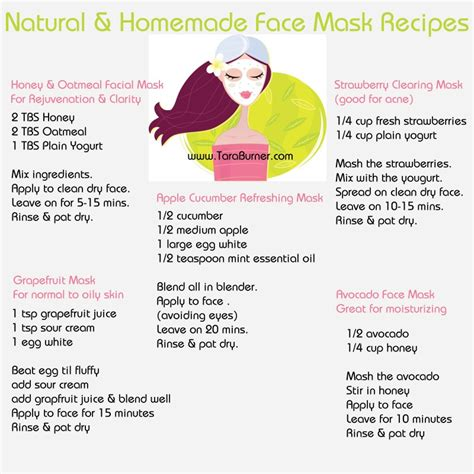 mask diy recipe diy masks trusper