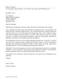 human resources staff cover letter freewordtemplates net
