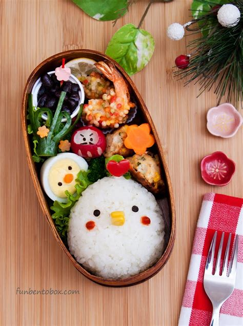 Bento Sekat 4 Ukuran L Spice Up Your With A Taste Of Japan Year Of The Rooster Bento Box