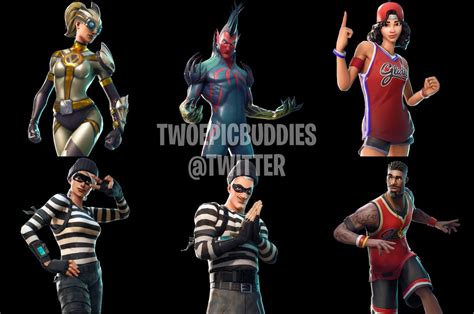 fortnite leaked skins datamining reveals new leaked skins and cosmetics coming
