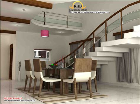 interior designed houses 3d rendering concept of interior designs kerala home design and floor plans