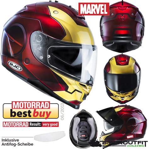 Hjc Is 17 Iron Marvel hjc helm motorradhelm is 17 is17 marvel iron ironman
