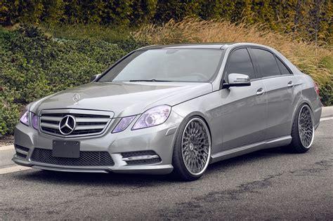 Handmade Mercedes - avant garde form function custom forged wheels for