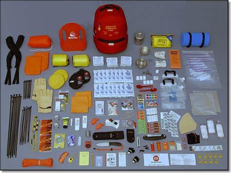 poor s wilderness survival kit assembling your emergency gear for or no money books doug ritter aviator survival paks