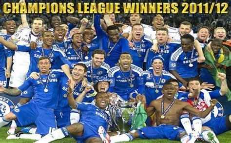 il mio blog sejarah   juara liga champion uefa