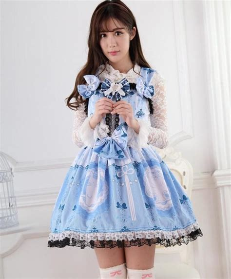 Lolita dress plus size   PlusLook.eu Collection