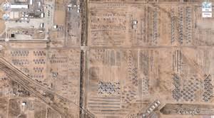 interesting finds airplane boneyard tucson arizona google earth