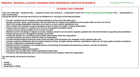 Year 10 Work Experience Letter Primary School Experience Certificate Format For School Principal Certified To Teach Ella Pullman S Teaching
