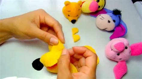 imagenes de winnie pooh en foami como hacer peluche de winnie pooh how to make stuffed of