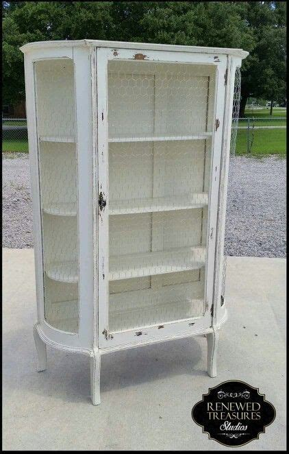 Chicken Wire Cabinets by 1000 Ideas About Chicken Wire Cabinets On