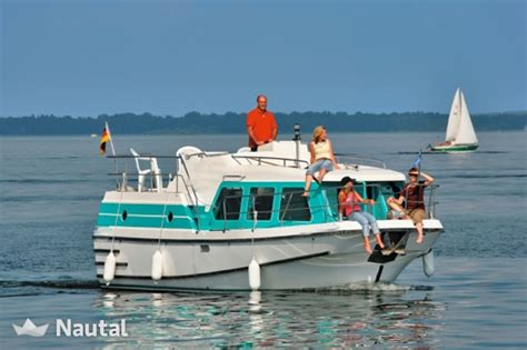 house boat model houseboat rent modell 900 in zeuthen berlin nautal