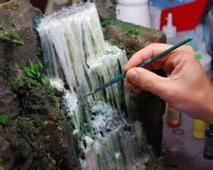 maqueta sobre un proyecto dr agua para basica como hacer maquetas como hacer efecto de agua