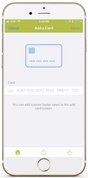 ios card template firebase ios shopping app template hacker news