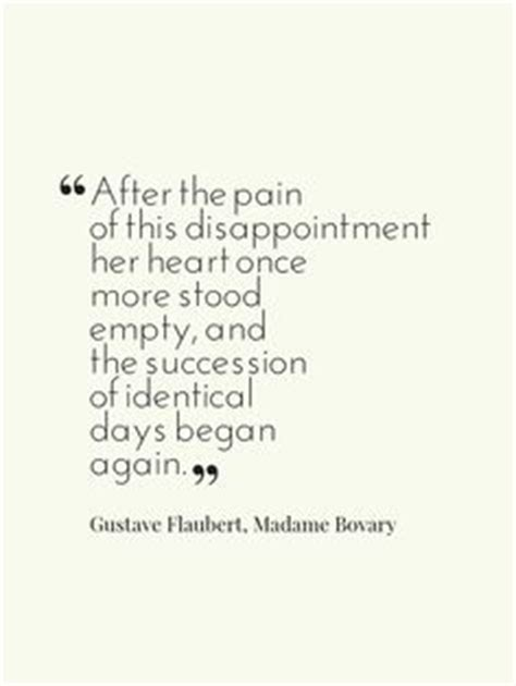 Madame Bovary Quotes In
