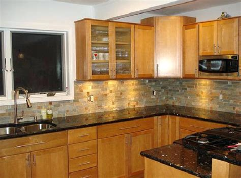 what paint color goes with honey oak cabinets what color granite goes with honey oak cabinets
