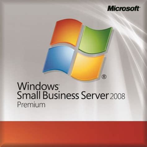 best small business server windows small business server 2008 premium cal 5 devices