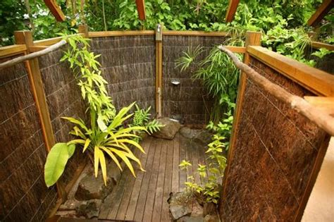 Beautiful Outdoor Showers by Outdoor Shower Beautiful Picture Of Etu Moana