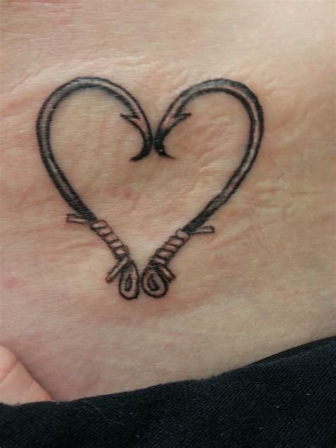 fish hook tattoos designs ideas and meaning tattoos for you