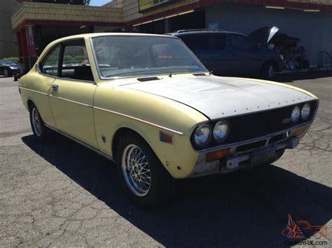 1972 mazda rx2 2 door 12a 5 speed stick capella rx3 rx4