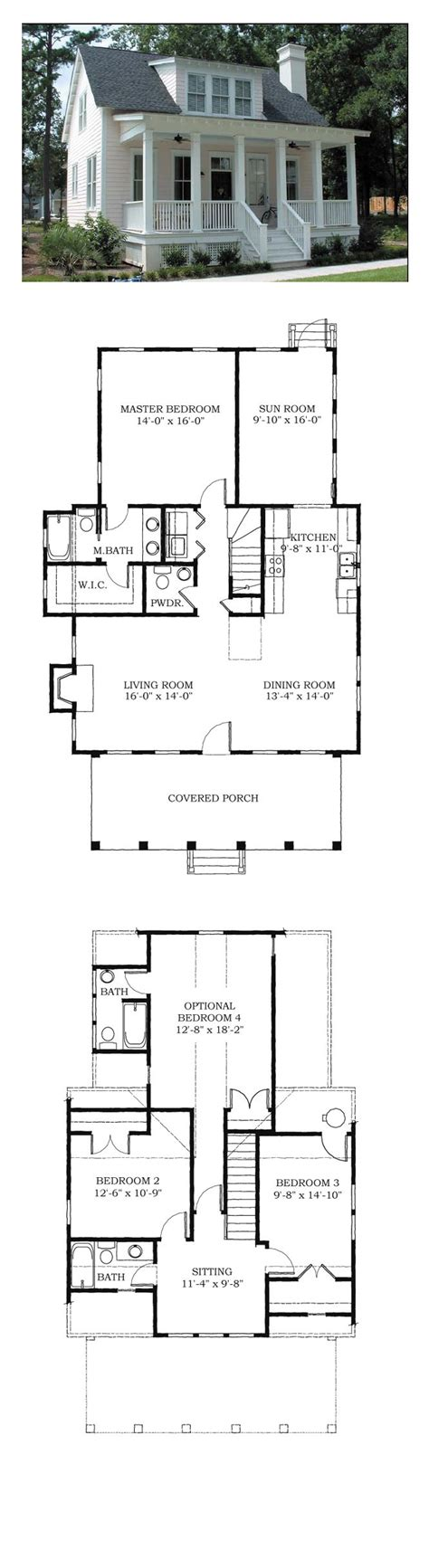 4 Bed Bungalow House Plans by Modern Small House Plans Wolofi