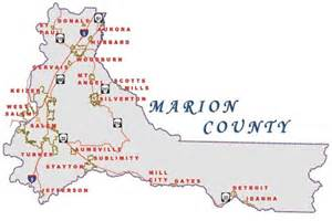 marion county oregon