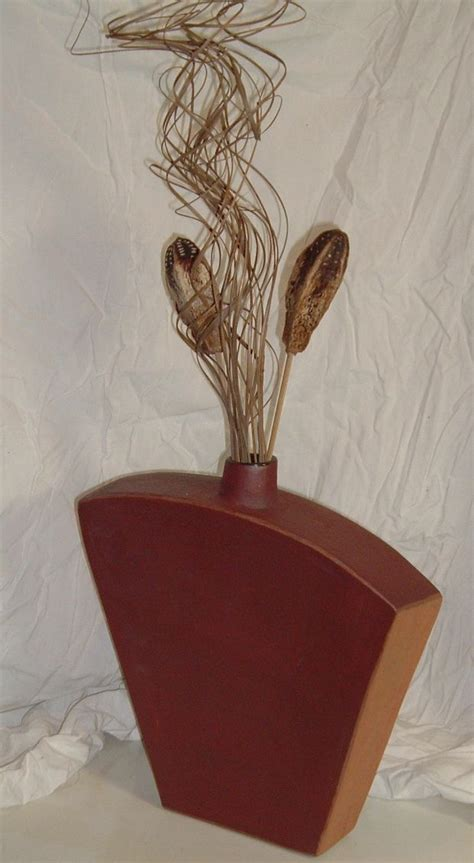 Slab Vases Ceramics by 41 Best Images About Clay Slab Vases On