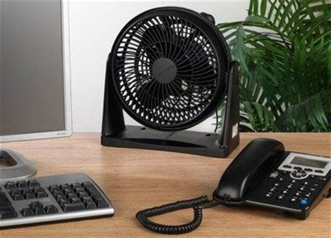 ultra table fan from top 10 silent desk fans for home or office